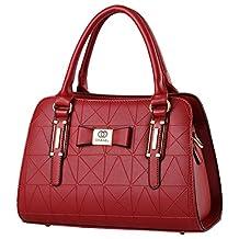Cozy Age Womens Sweet Purse PU Leather Shoulder Bag Handbag