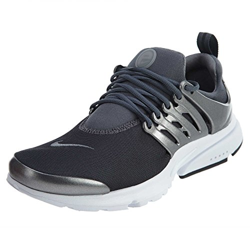 Nike Men Air Presto Premium, MTLC Hematite/Cool Grey MTLC HEMATITE/COOL GREY