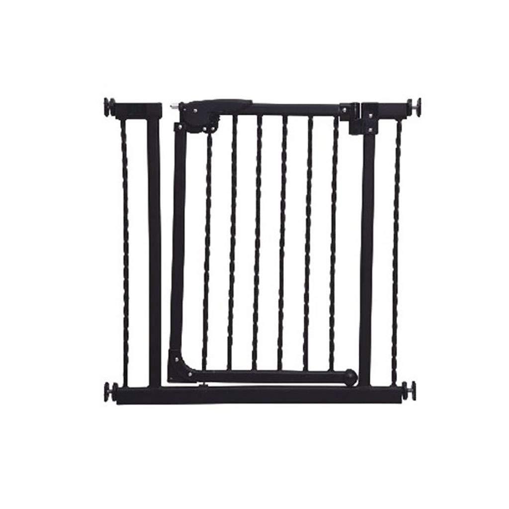 ベビーゲート チャイルドセーフティゲートフリーパンチ隔離ペット、ドア幅74-96CM高74CMペットドアバー (色 : A2)  A2 B07K51YN6P