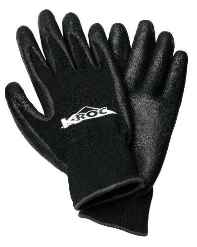 Magid ROC30TXL ROC Kevlar Shell Nitrile Coated Palm Glove, Men's X-Large