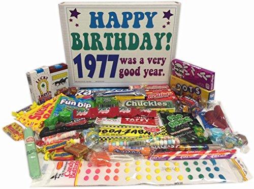 40th Birthday Gift Ideas For Women And Men Retro