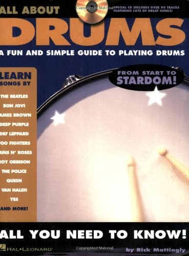 All About Drums: A Fun and Simple Guide to Playing Drums PDF