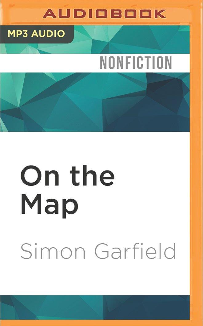On the Map: Amazon.es: Garfield, Simon, Shepherd, Simon: Libros en idiomas extranjeros