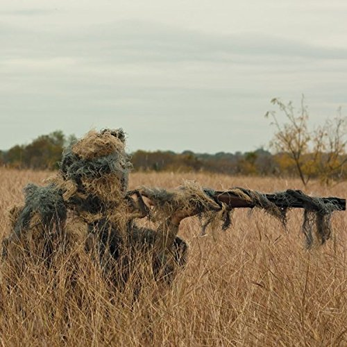 Ghillie Sniper Costume (Red Rock Outdoor Gear Men's Ghillie Suit, Acu Camouflage, Medium/Large)