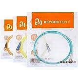 SC to SC Fiber Patch Cable Multimode Duplex - 3m