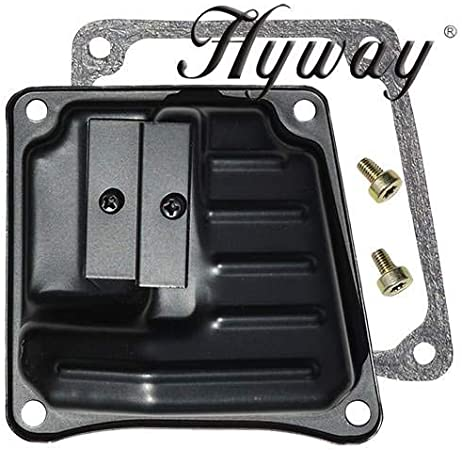 Dual Port for Stihl 044 046 MS440 MS460 Chainsaws MUFFLER