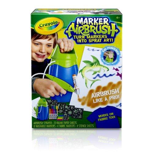 Crayola Marker Airbrush gift birthday