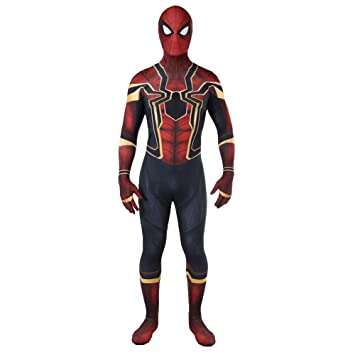 GBRALX Traje de Disfraces Homecoming Avengers Traje de ...
