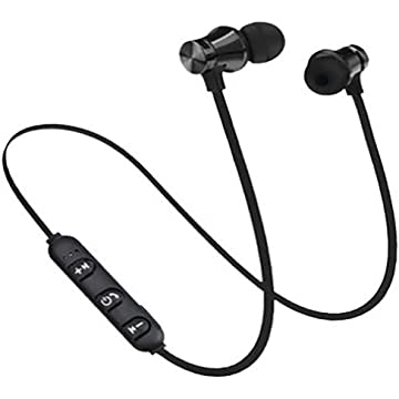 Etuoji Stereo in-Ear Earphones Earbuds Handsfree Bluetooth Sport Wireless Headset Headphones
