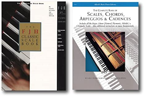 Piano Aprendizaje Biblioteca – dos libro Set – la fjh Classic ...