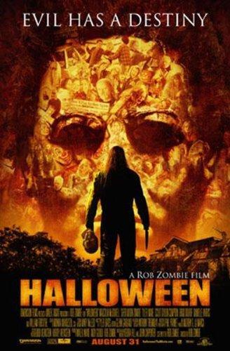 HALLOWEEN MOVIE POSTER Evil Has a Destiny RARE 24X36 (Halloween Evil Has A Destiny)