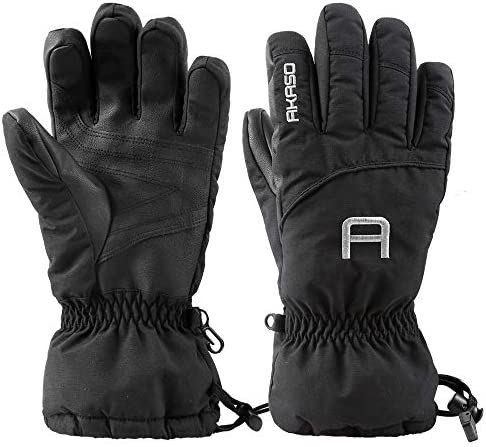 AKASO Ski Gloves Thinsulate Waterproof product image