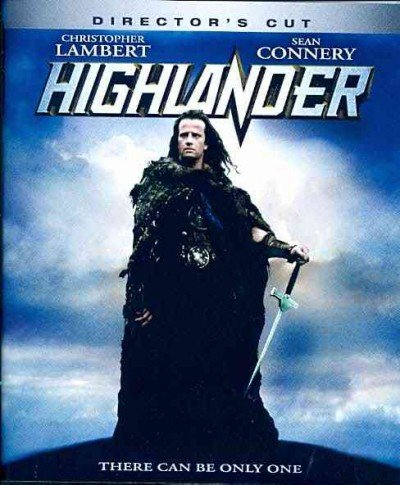 Highlander (Dolby, AC-3, Subtitled, Dubbed, Digital Theater System)