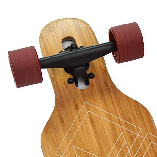 APOLLO Longboard for Professionals and Beginners; Long Board for Kids, Teens and Adults; Freeride Skateboard Cruiser and Downhill Longboards