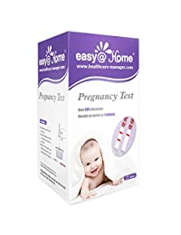 Easy@Home 25 Pregnancy (HCG) Urine Test Strips, 25 HCG Tests BOBEBE Online Baby Store From New York to Miami and Los Angeles