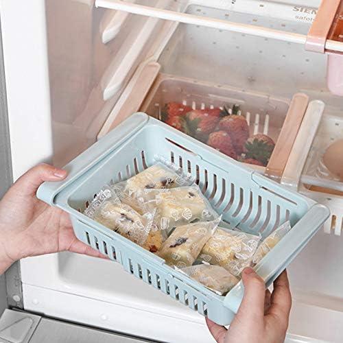 1 Cocina Caja De Soporte De Estante Del Refrigerador Rack De ...