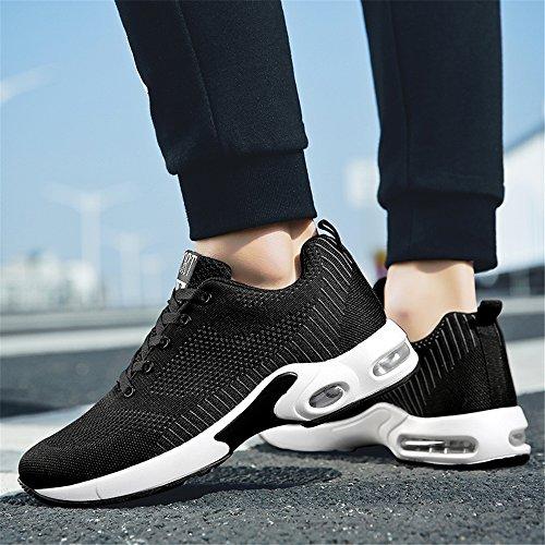 Chocs Chaussures Course Fitness Absorbant Entraneurs De Lgres Formateur Sports Noir Kashiwu Course Gymnastique Unisexes Jogging Air 5 Les Iq8ngwFEAx