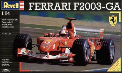 hasta un 60% de descuento Revell Revell Revell 7240 - Maqueta de Ferrari F2003 G.A.  solo cómpralo