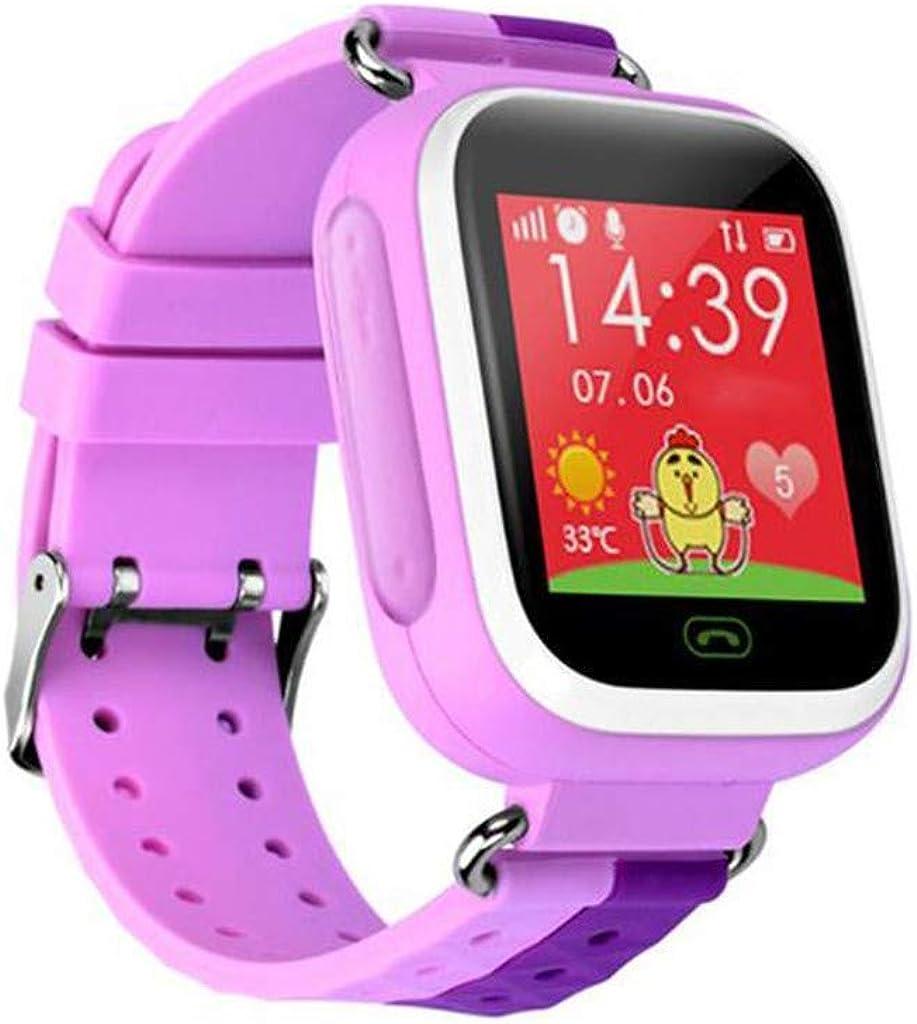 Smartwatch for Kids, Juego Infantil Reloj Inteligente para niñas Niños Niños Regalos de cumpleaños de Navidad con Llamadas SOS Juguetes electrónicos de Aprendizaje
