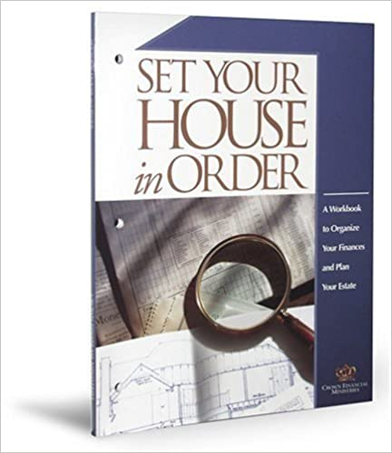 Set Your House in Order: A Workbook to Organize Your Finances and Plan Your Estate by Howard Dayton (2005)