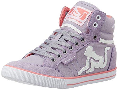 DrunknMunky , Herren Sneaker Violett violett