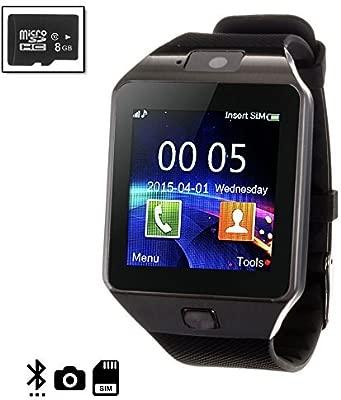 DAM - Smartwatch Tekkiwear Daam N234 + Micro Sd De 8Gb Clase10