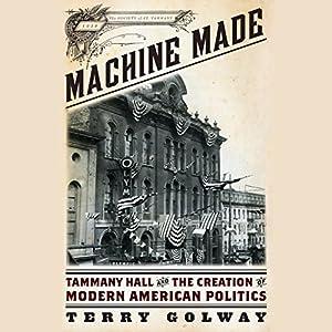 Machine Made Audiobook