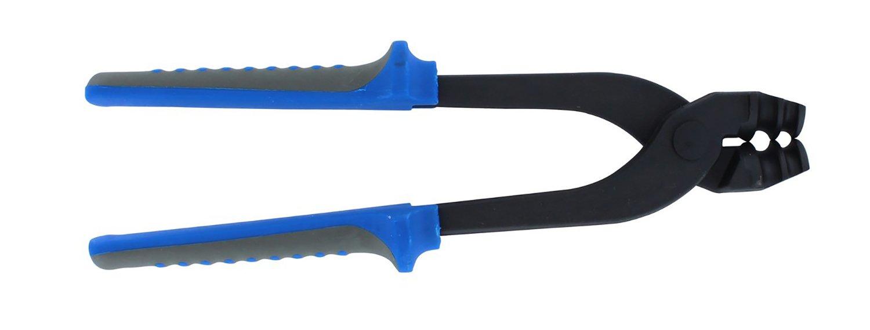 ABN Brass 3/16in, 1/4in lin Brake Line Forming Bending Tool Pliers