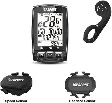MLSice - Computadora GPS para Bicicleta, iGPSPORT, Accesorios ...
