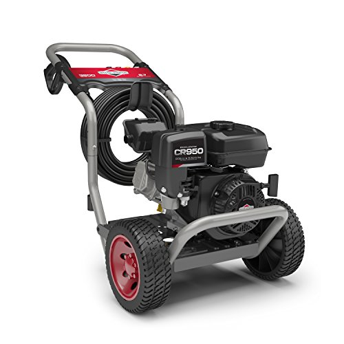 Briggs & Stratton 20655 Gas Pressure Washer 3200 PSI 2.7 GPM 208cc OHV with Easy Start Technology by Briggs & Stratton (Image #2)
