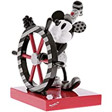 Enesco Disney by Britto Steamboat Willie Stone Resin Figurine, 7.25""