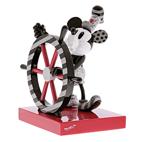 (Enesco Disney by Britto Steamboat Willie, 7.25