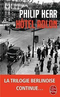 Hôtel Adlon par Kerr