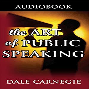 The Art of Public Speaking Hörbuch