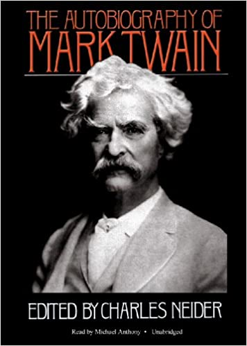 Book The Autobiography of Mark Twain