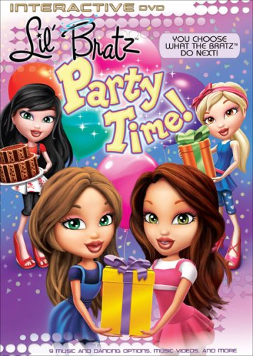 lil bratz party time - 1