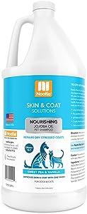 Nootie Refreshing Sweet Pea and Vanilla Pet Shampoo - 1 Gallon Size