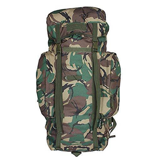 Fox Outdoor Products Rio Grande Backpack, British DPM Camo, 75 L Review