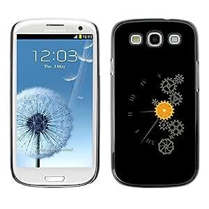 GagaDesign Phone Accessories: Hard Case Cover for Samsung Galaxy S3 - Clockwork Orange