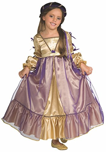 Little Princess Juliet Costume, Small ()