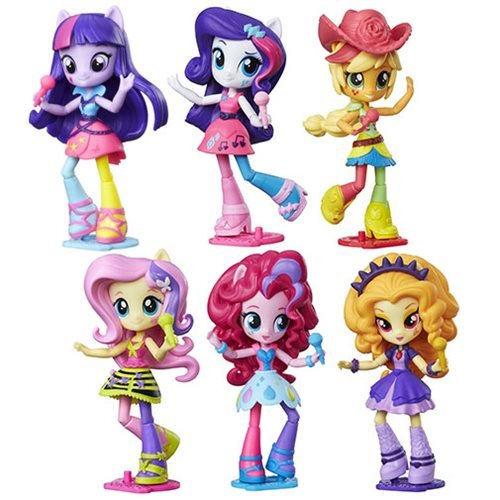 Rarity Equestria Girls Costume (My Little Pony Equestria Girls Mini-Figures Wave 1)
