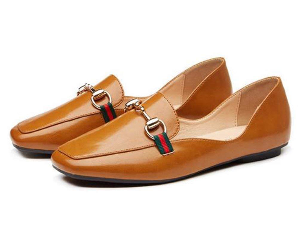 Fuxitoggo Fuxitoggo Fuxitoggo Beanie - Schuhe,Braun,34 (Farbe   Wie Gezeigt Größe   Einheitsgröße) 8aec35