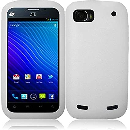 Compatible with ZTE Warp Sequent N861(Boost Mobile) Silicone