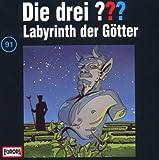 Die drei Fragezeichen - Folge 91: Labyrinth der Götter