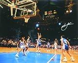 Christian Laettner Signed Duke 'The Shot' Full View Game Winner vs Kentucky 16x20 Photo