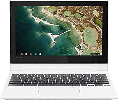 "Lenovo 2-in-1 11.6"" HD IPS Touch-Screen LED-Backlight Chromebook 
