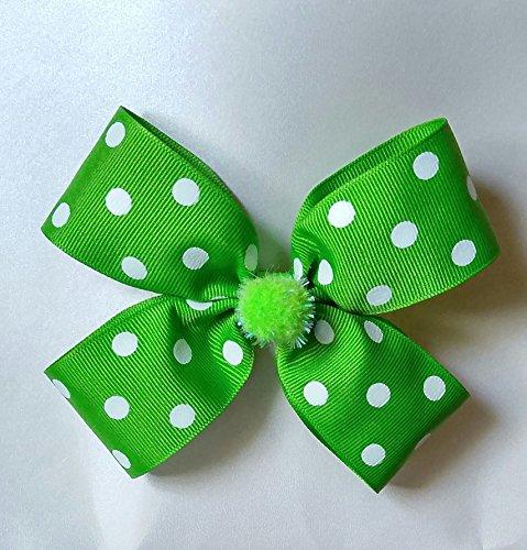 Tinkerbell Hair Bow -