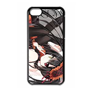 Date A Live iPhone 5c Cell Phone Case Black