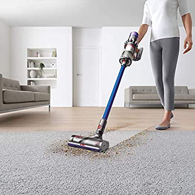 Dyson V11 Torque Drive Cord-Free Vacuum Cleaner + Manufacturer's Warranty + Extra Extension Hose Bundle
