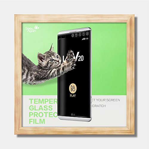 durable modeling LG V20 Glass Screen Protector,(3 Packs) Anti-glare Ultra-thin Crystal clear 9H Hardness Shatter proof Tempered Glass Protective Filmfor LG V20 LS997 US996 VS995 H918 H990 H910 H915 H990ds H990TR F800L